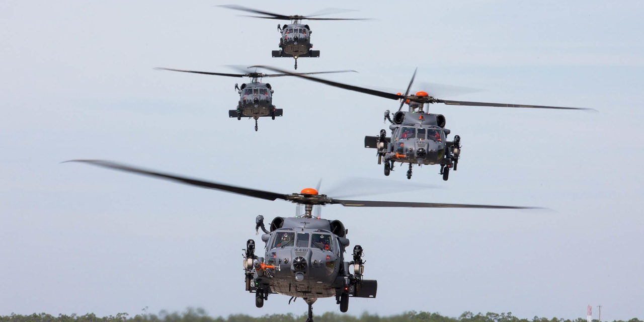 Sikorsky Combat Rescue Helicopter enter in production
