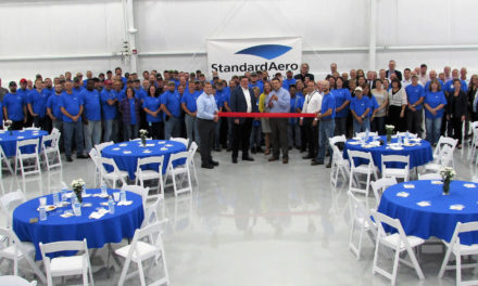 StandardAero Expansion at Company's Hillsboro