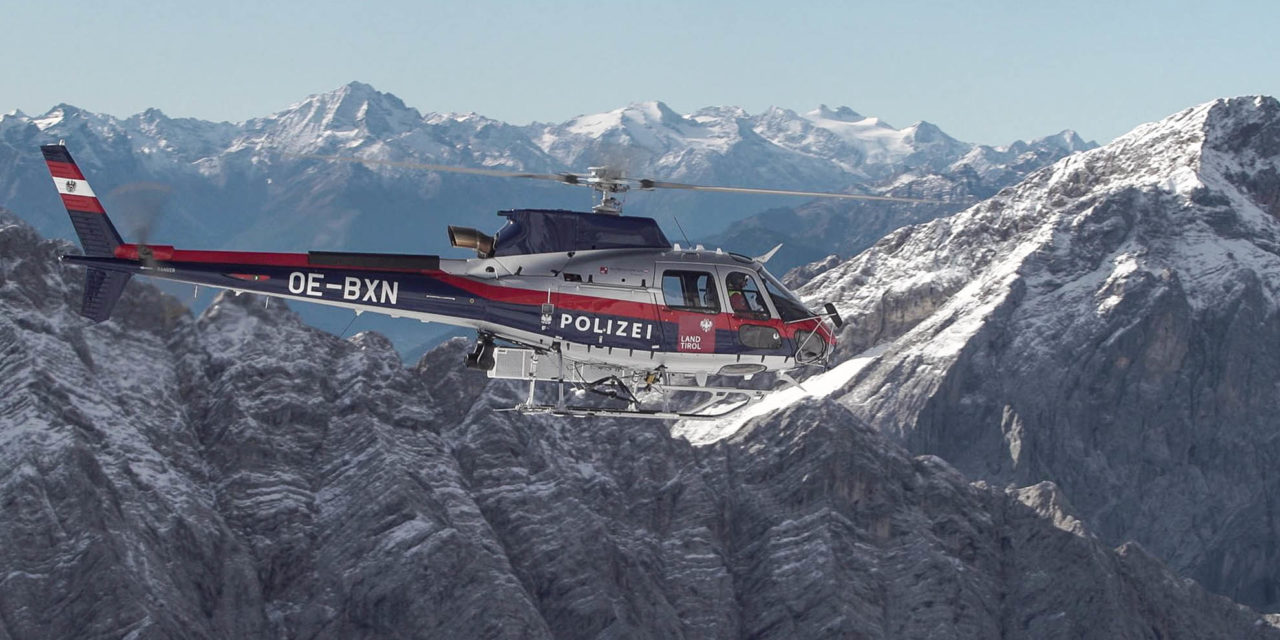 H125 helicopters in Austrian Ministry of Interior