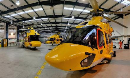 NHV granted UK air operator certificate