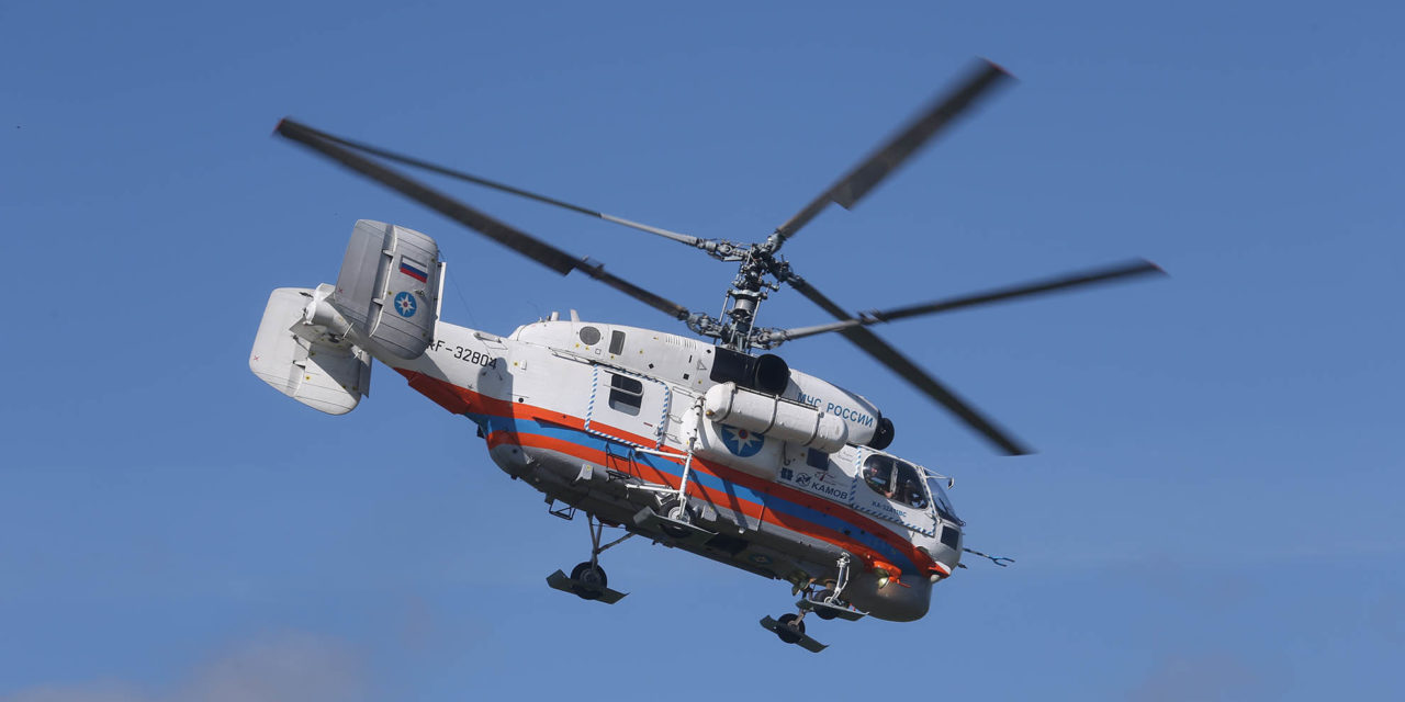 Rostec to offer South Korea modernization of Ka-32 helicopter fleet