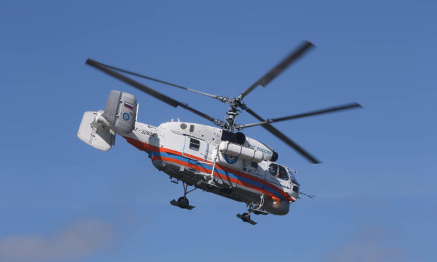 Rostec to offer South Korea modernization of Ka-32 helicopter fleet