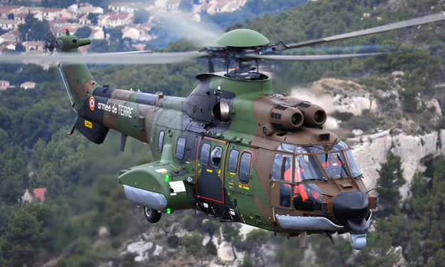 Airbus Helicopters boosting support for French Cougar and Caracal fleets