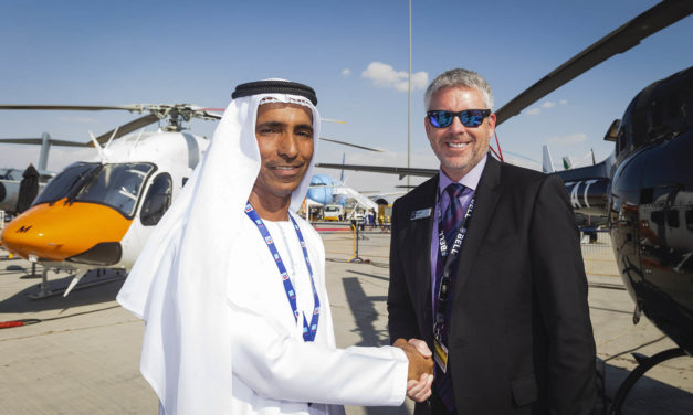 Horizon International flight Academy sign purchase agreement for 12 Bell 505