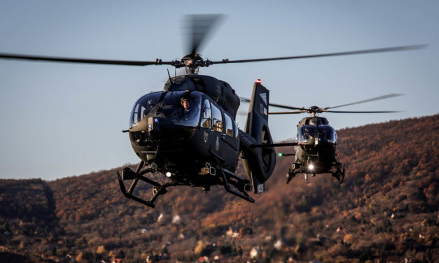 Hungary takes delivery of its first two H145Ms