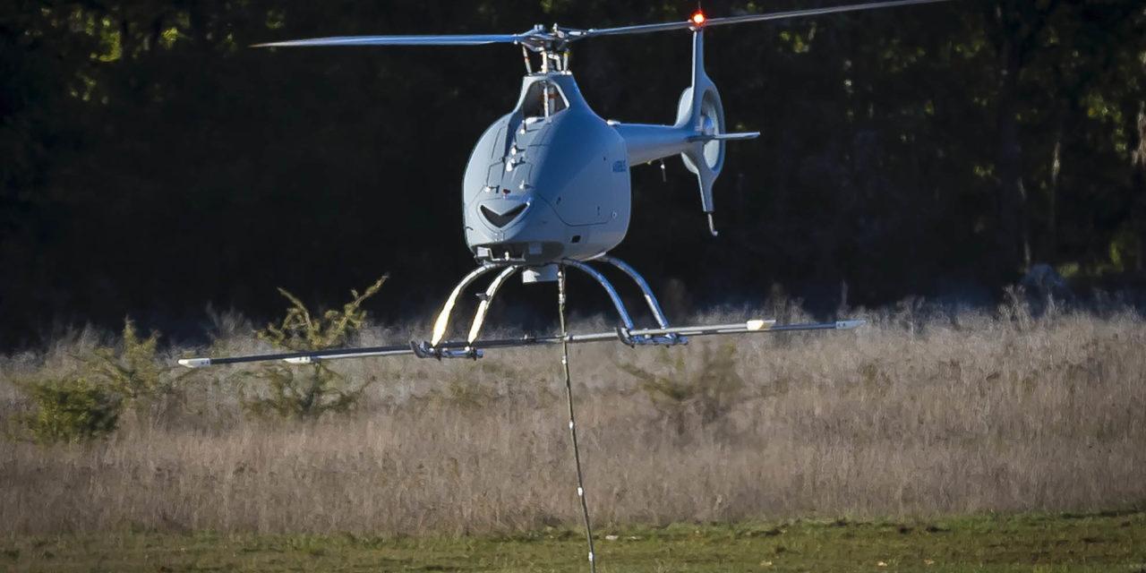 VSR700 prototype performs first flight