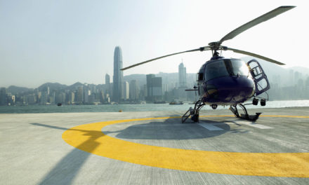 A boon for the helicopter market