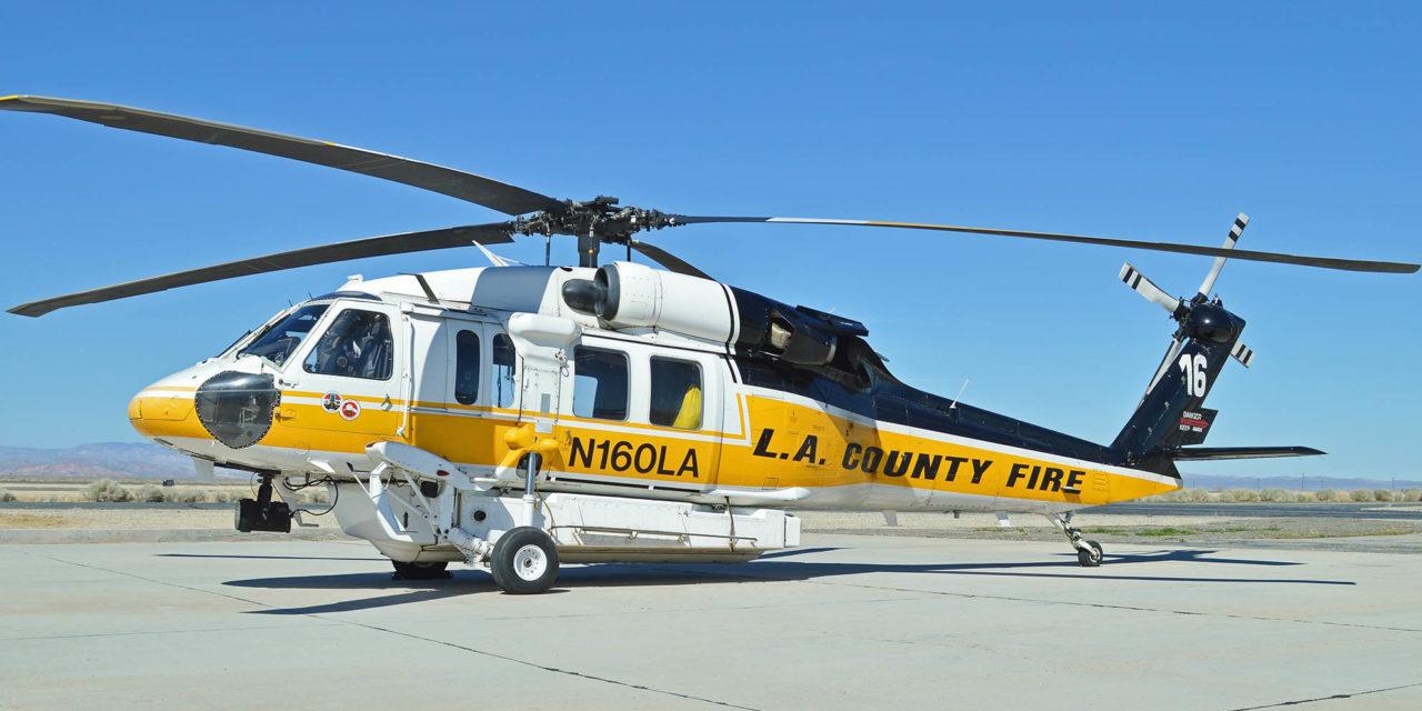 AEM Loudspeaker System Selected for Sikorsky S-70i Firehawk