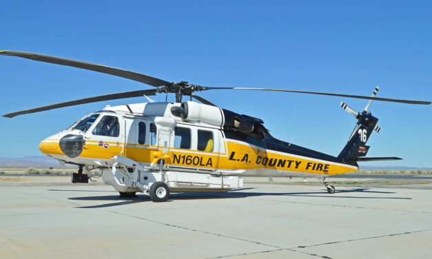AEM Loudspeaker System Selected for Sikorsky S-70i Firehawk