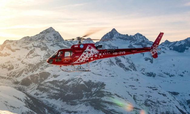 Air Zermatt Reaches New Heights in Simulator Training with VRM Switzerland's H125 Trainer