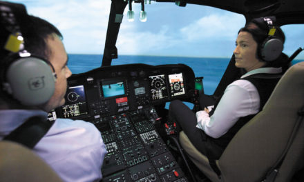 FlightSafety expands its helicopter training programs