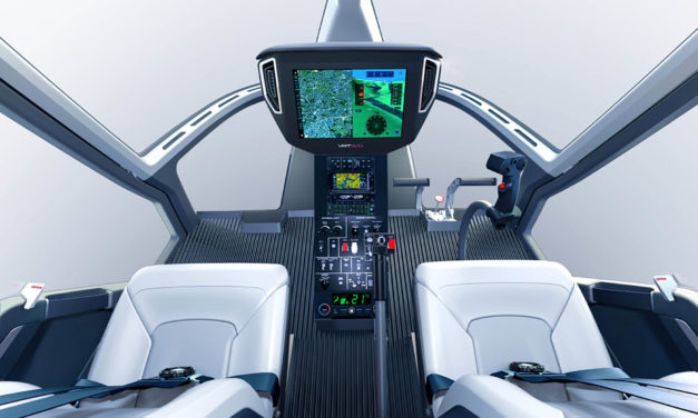 FlytX: Thales' new connected avionics suite selected by VR-Technologies for its civil helicopter