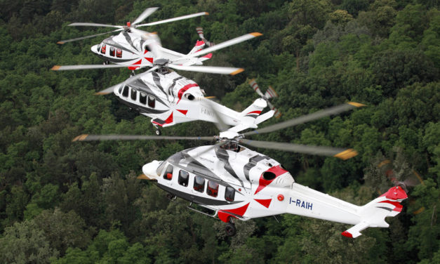 Interview with Roberto Garavaglia, senior vice president Strategy for Leonardo Helicopters