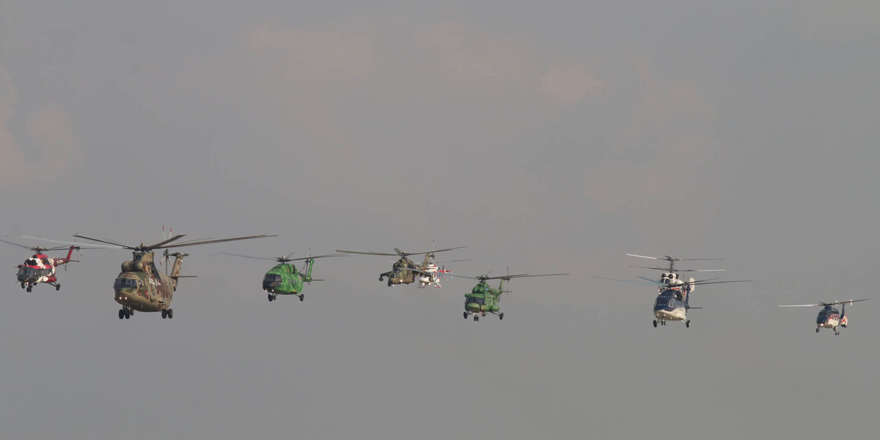 MAKS 2019 air show: Russian Helicopters plays at home