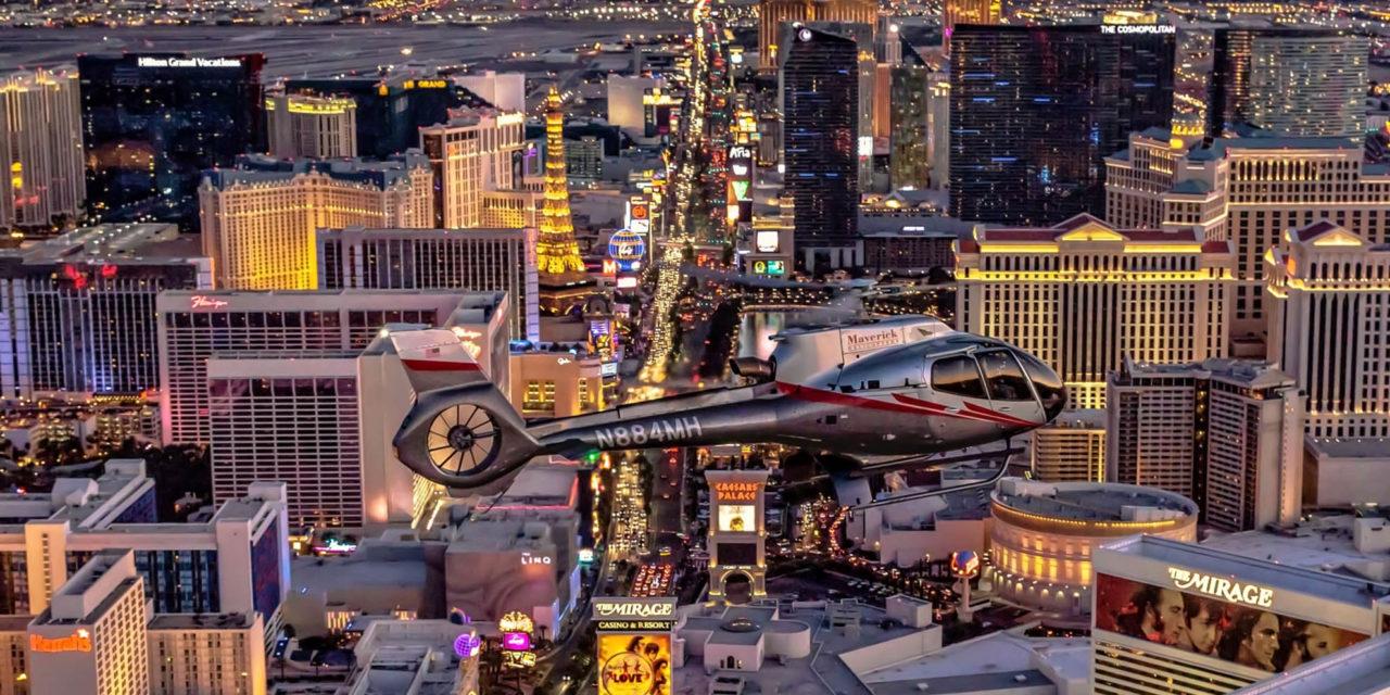 Maverick Helicopters announces CRFS retrofit for its entire EC130B4 fleet