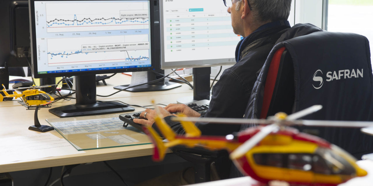 Safran launches its brand new Health Monitoring service