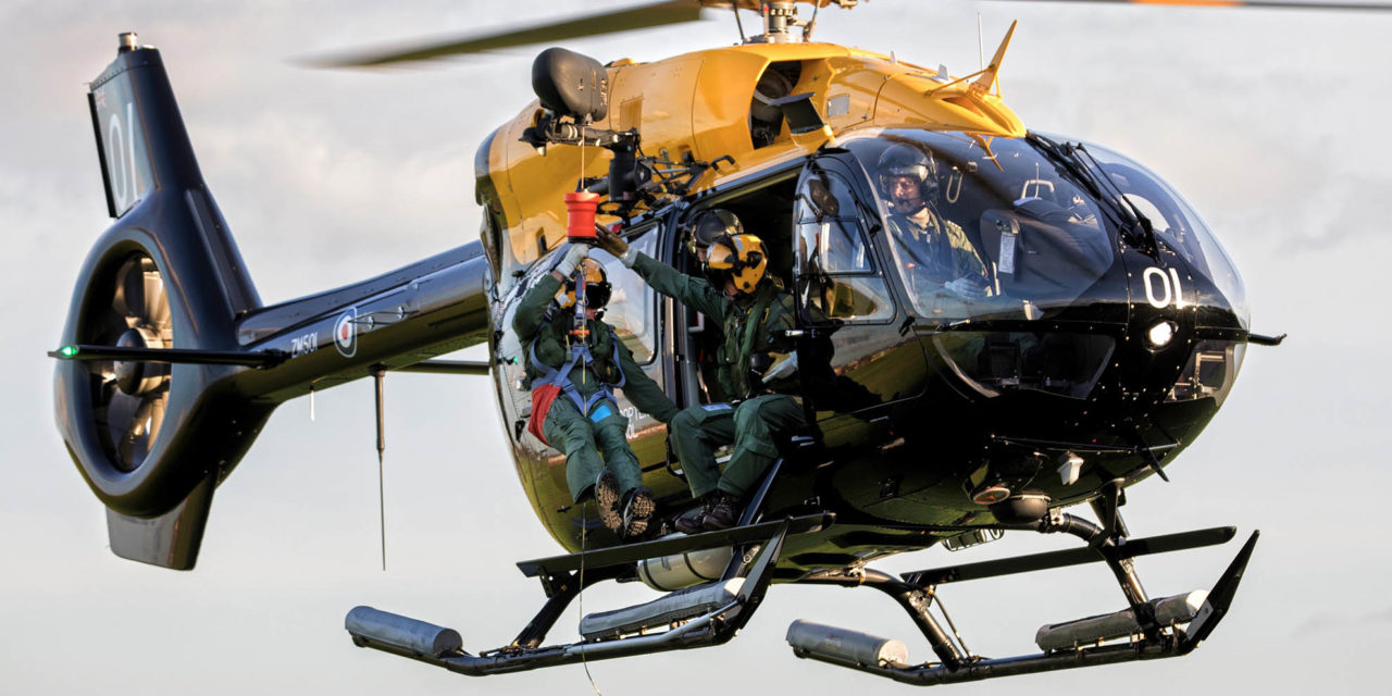 United Kingdom MFTS orders four more H145s