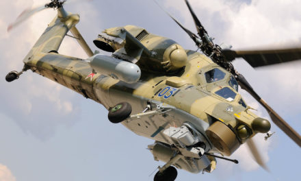 Rostec has completed the delivery of attack helicopters
