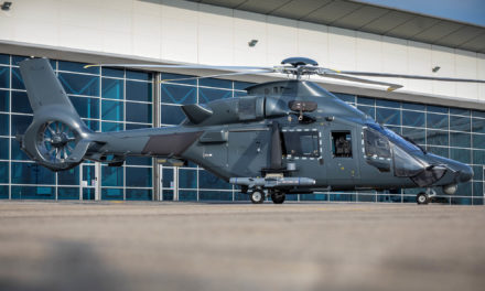 Airbus Helicopters continues the militarisation of the H160 and its support framework