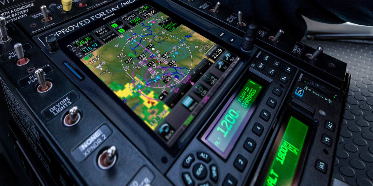 Garmin GFC 600H helicopter flight control system approved in the AS350
