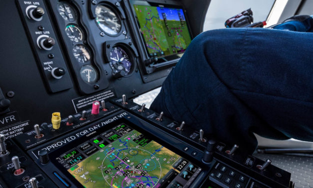 Garmin GTN Xi series approved for helicopters