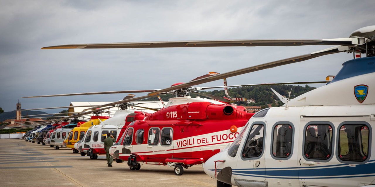 Leonardo: new Helicopter Support Centre in Brazil to enhance service capabilities in South America