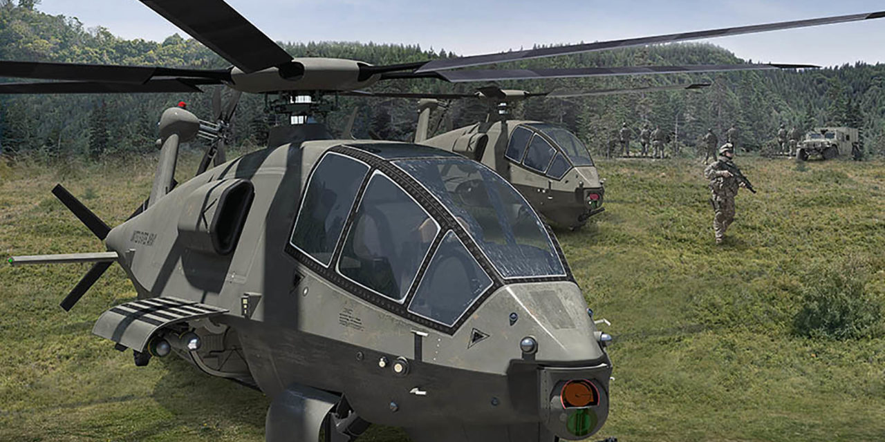 Boeing reveals its U.S. Army Future Attack Reconnaissance Aircraft design