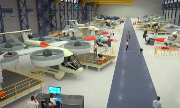 Bell unveils its factory of the future