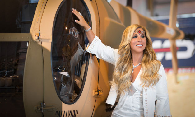 Lynn Tilton tenders her resignation as head of MD Helicopters