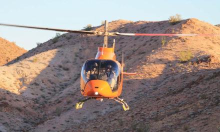 Southern Utah University Adds Bell 505 Jet Ranger X