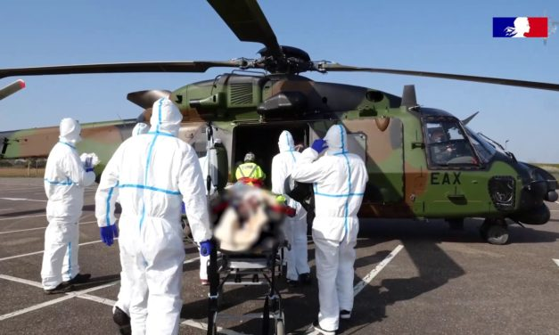Operation Resilience: ALAT implements its NH90s