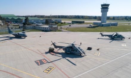 French Air Force inflates the « Résilience » opération with EC725 Caracal