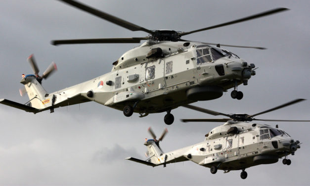 GKN Fokker  and RNLAF extend support contract