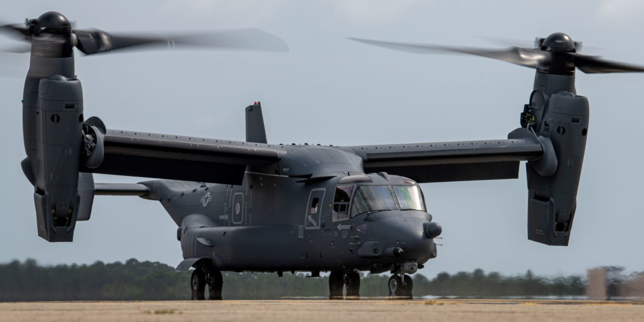 BELL & BOEING DELIVER 400TH V-22 OSPREY