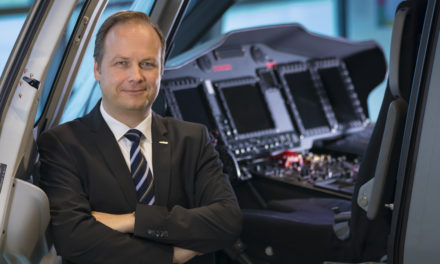Interview with Christoph Zammert, executive vice-president Customer support and services at Airbus Helicopters