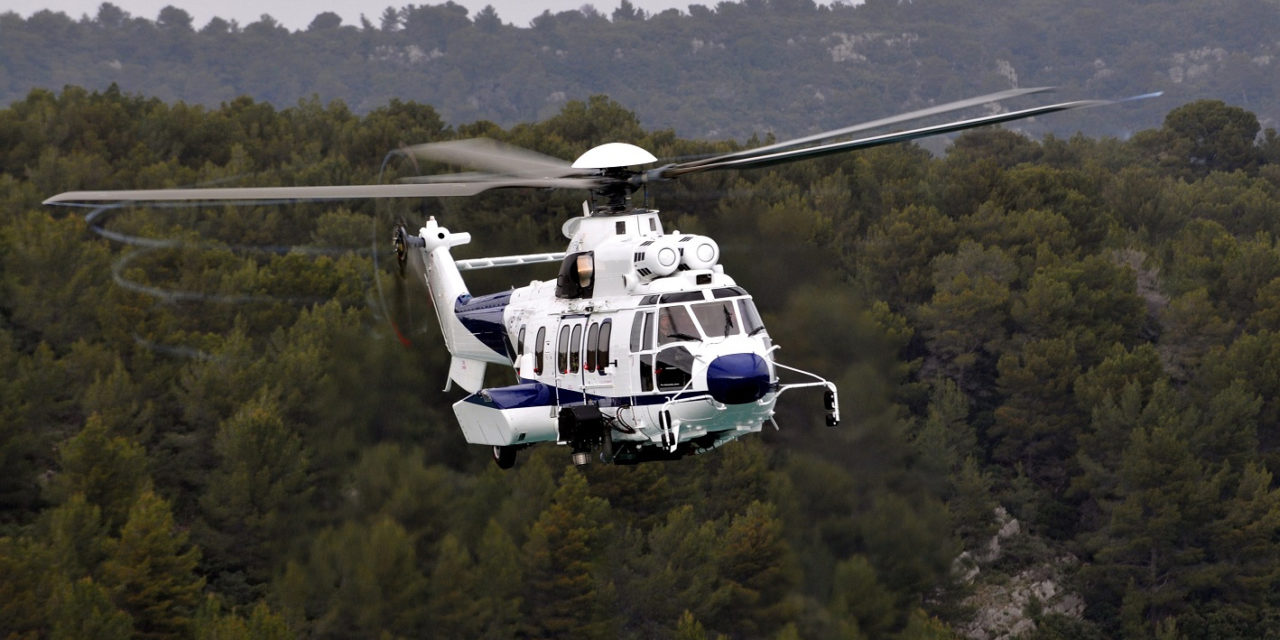 Japan's National Police Agency orders five new helicopters