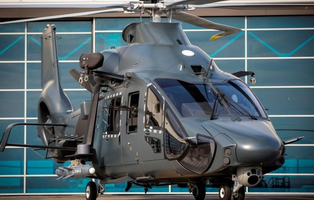 French Aeronautical recovery plan: 10 H160s for the Gendarmerie and more