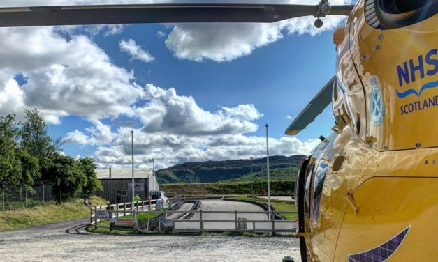 Gama Aviation commences HEMS operations in Scotland