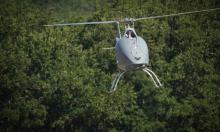 VSR700 prototype performs first autonomous free flight