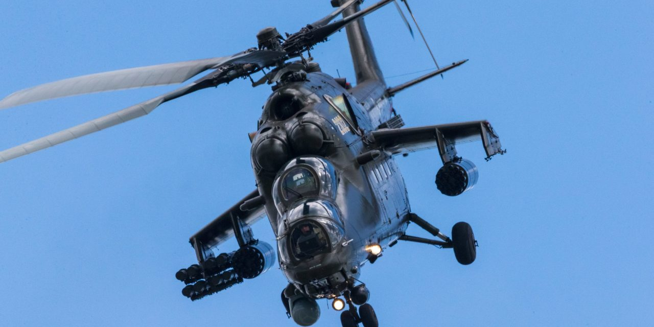 Rostec launches serial production of upgraded Mi-35P