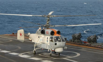 Russian Helicopters sign a contract for the development of modern shipborne helicopter