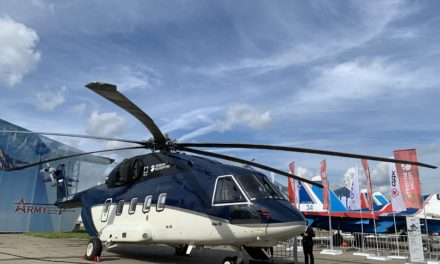 Russian Helicopters to supply two Mi-38 helicopters to the Ministry of Defense