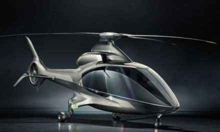 Hill Helicopters unveils the HX50