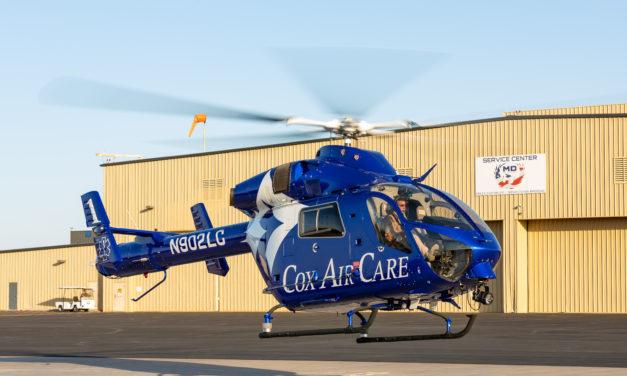 MDHI Completes  Overhaul of CoxHealth MD 902