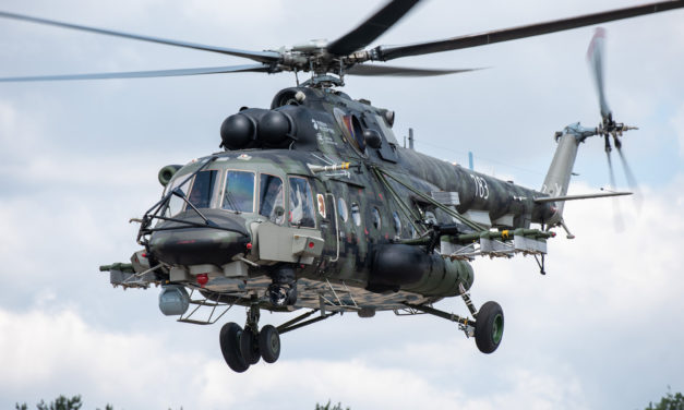 Russian Helicopters present upgrade for Mi-171Sh