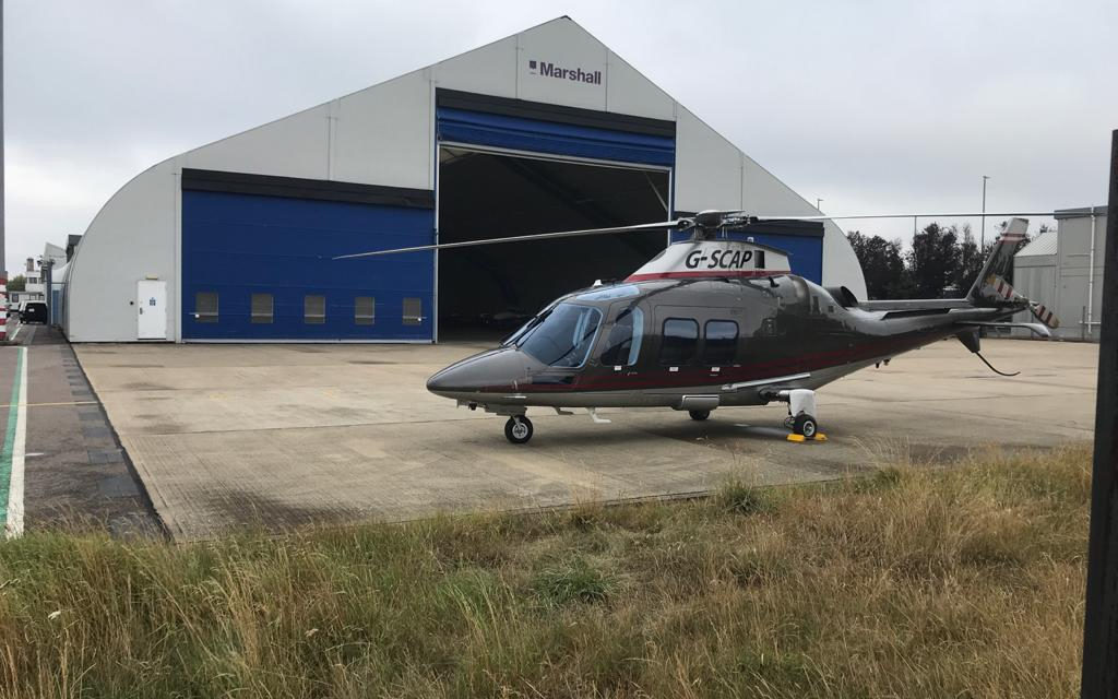 Apollo Air Services launches first southern UK base,