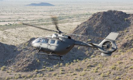 Airbus to introduce THE UH-72B LAKOTA to the U.S. Army and National Guard