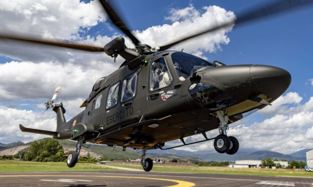 Austrian armed forces acquire new helicopters