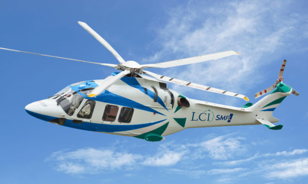 LCI AND SMFL LAUNCH LANDMARK US$230 MILLION HELICOPTER LEASING JOINT VENTURE