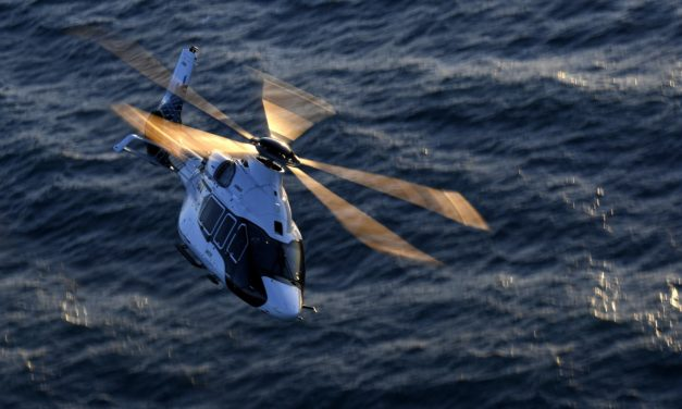 SAFRAN EUROFLIR TM410 SELECTED BY FRENCH NAVY FOR ITS H160S